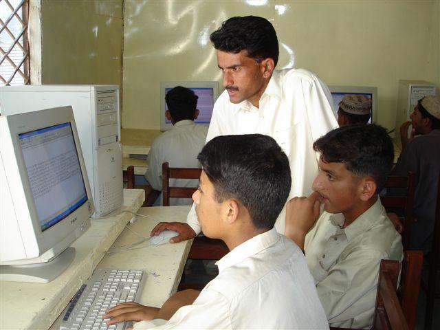 Počítačový kurz pre chlapcov