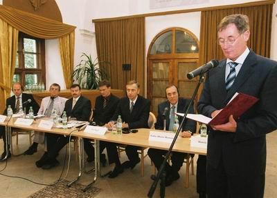 Príhovor Pavla Hrušovského pri zahájení konferencie
