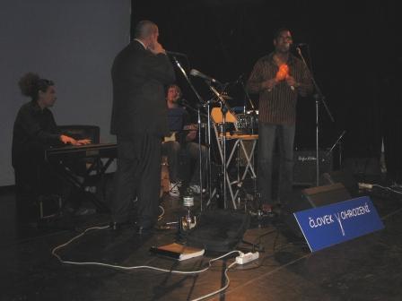 Koncert kvarteta El Poderoso v A4