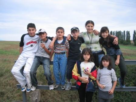 Tábor pre deti utečencov