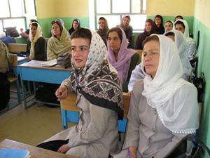 Účastníčky kurzu