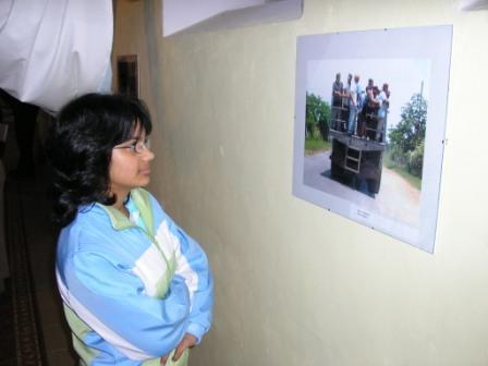 Výstava fotografií v Kremnici