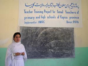 Otvorenie seminára pre vidiecke učiteľky