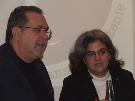 Héctor a Gisela