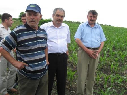predstavitelia roľníkov v Moldavsku