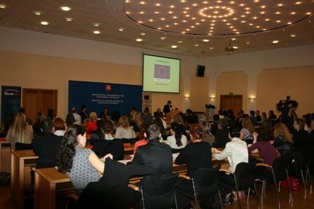 """konferencia """"Rozvojová pomoc a spolupráca 2008"""""""