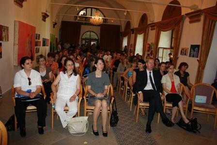 záverečná prezentácia 18. júna 2009