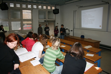výučba o globálnych témach na FMV EU