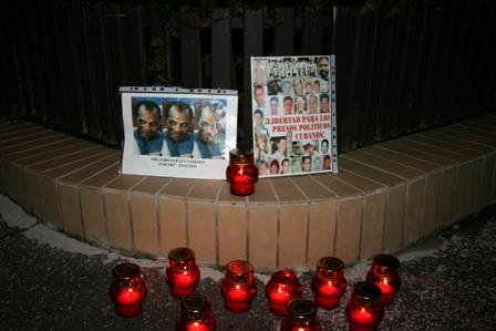 sviečky za Orlanda