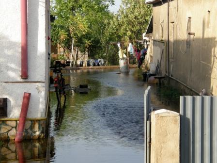 ČvO, jún 2010: Povodne na Zemplíne
