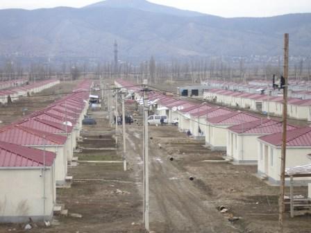 P. Makýš, február 2010, Gruzínsko - IDP komunita Tserovany