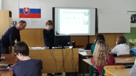 skolenie: Posilnenie humanitrnych kapacit o.z. clovek v ohrozeni - web