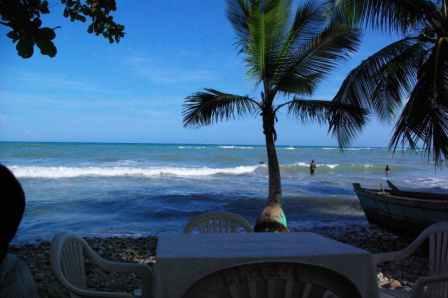 M. Sliacka, Haiti 2011, Jacmel