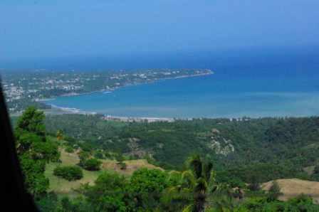 M. Sliacka, Haiti 2011, Pohľad na krásu Haiti