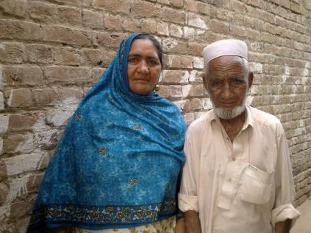 Kamran Ali Shah, Sarasi a Musali, Pakistan 2011