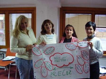 Seminár pre pedagogičky a pedagógov v Novom Smokovci - október 09