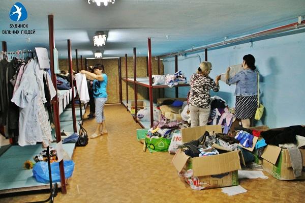 Humanitarna pomoc pre Ukrajincov z Donbasu 3