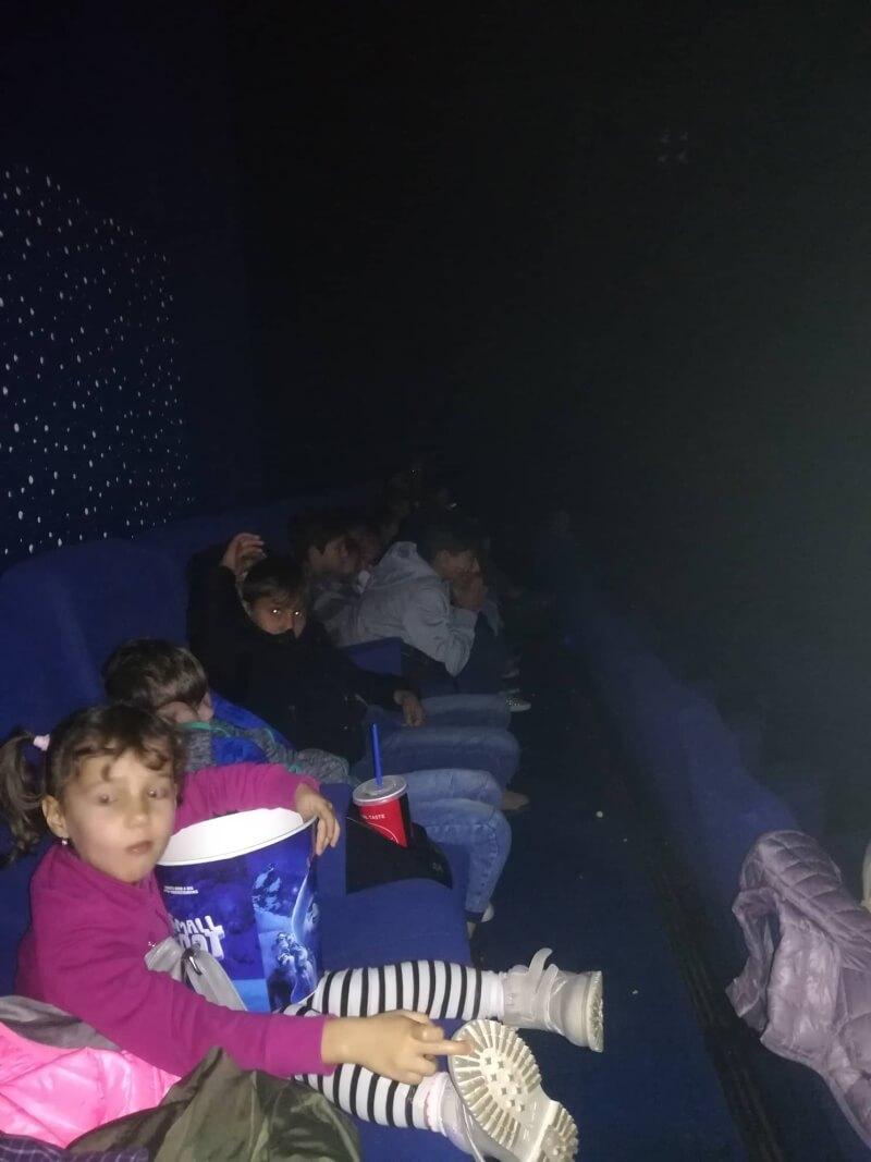 výlet do kina