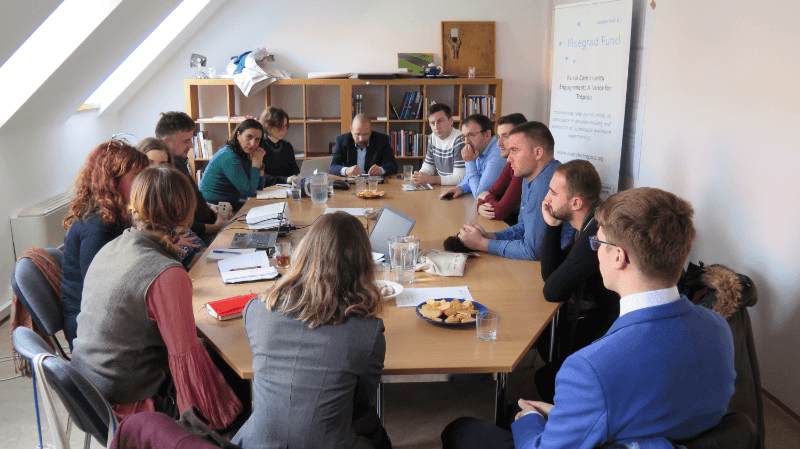 Konferencia expertov z partnerských organizácií