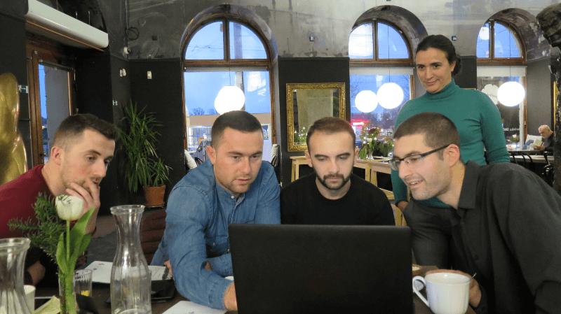Návšteva z Albánska