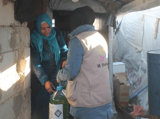 Distribúcia paliva v Arsaale