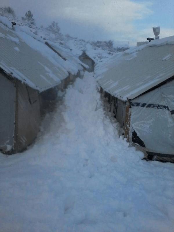 Stanový tábor Arsaal
