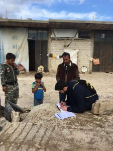 Zápis detí Libanon