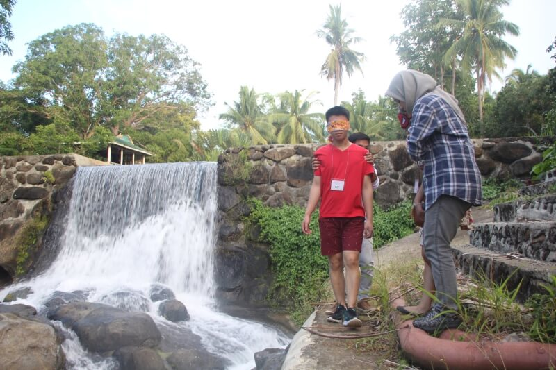 Tábor na Filipínach