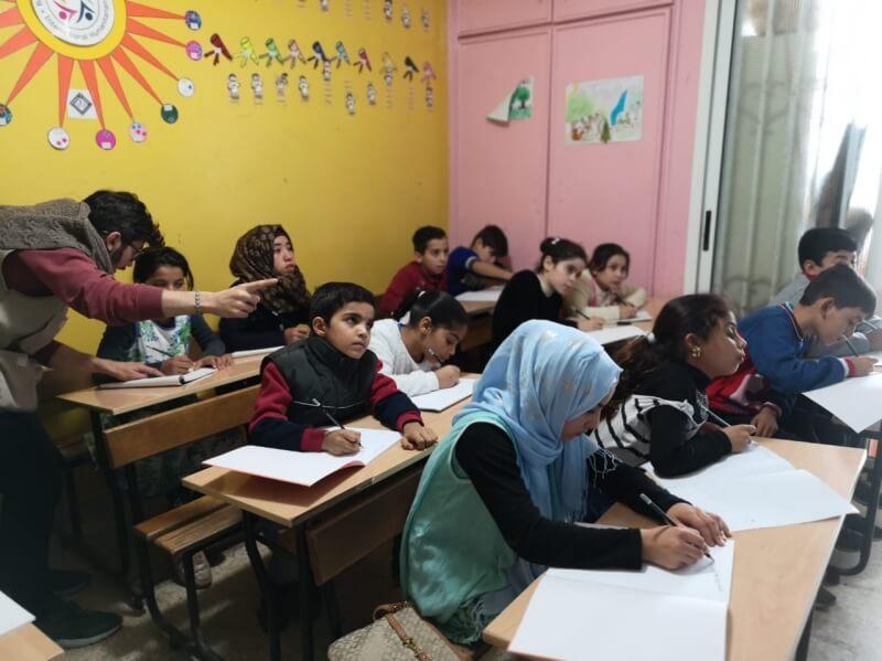 Libanon zápis detí