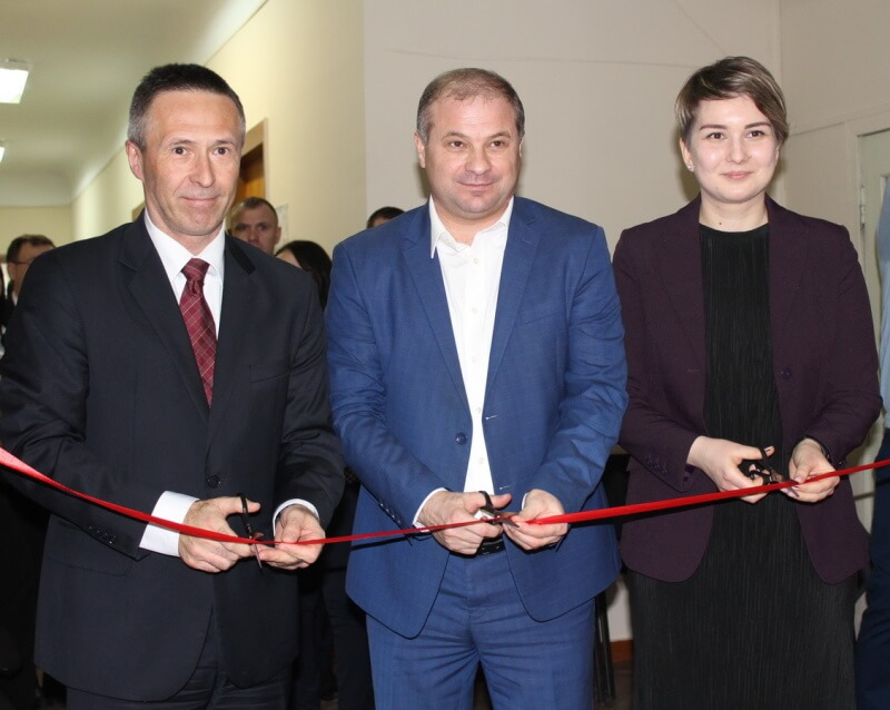 klientske centrum Moldavsko