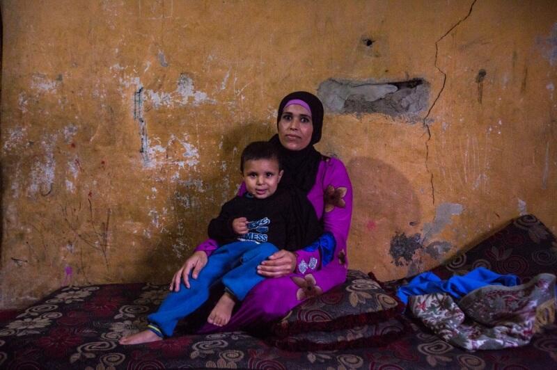 ľudia na úteku Libanon